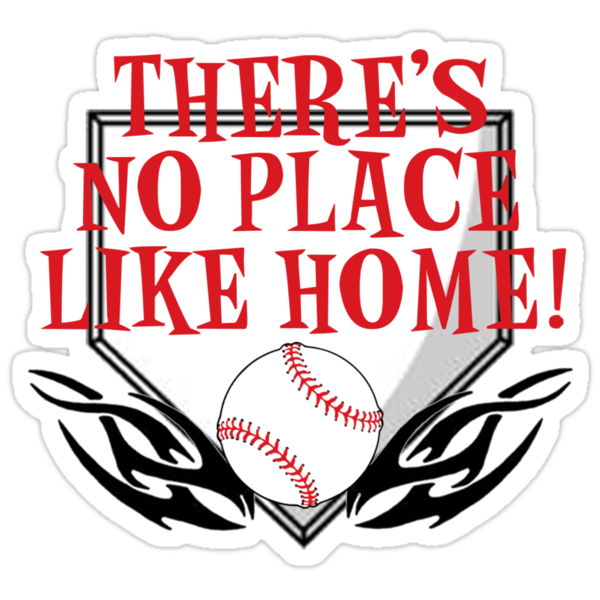 There's No Place Like Home by shakeoutfitters