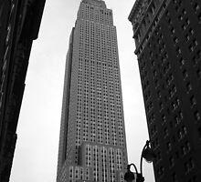 Empire State Building by JavierMontero