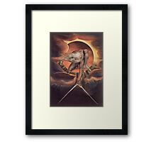 The Ancient of Days Framed Print