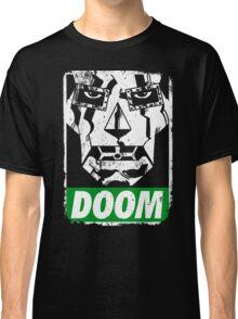 Obey DOOM Classic T-Shirt