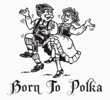 Born To Polka Kids Clothes