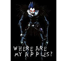 Death Note Ryuk Photographic Print