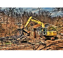Cleanup Photographic Print