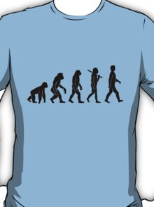 Evolution of Man T-Shirt