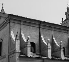 Saint Maria Assunta Church  by corsefoto