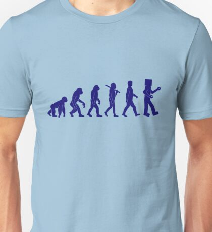 Robotic Evolution Unisex T-Shirt