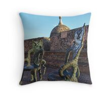 San Juan Chairs Throw Pillow
