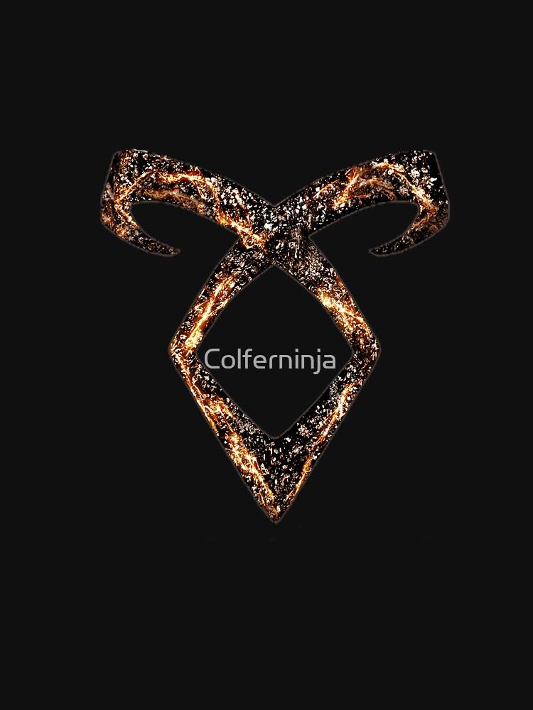 Mortal instruments angelic power symbol