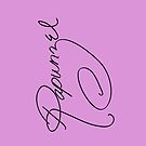 Rapunzel&#x27;s Autograph by lunalalonde