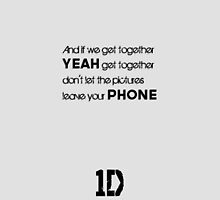 ONE DIRECTION: Don't Let the Pictures Leave Your Phone by iElkie