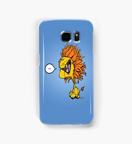 Use Your Inside Voice Samsung Galaxy Case/Skin