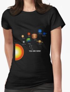 Space Solar System Funny T-Shirt T-Shirt