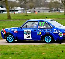Eaton Yale Escort MK2 by Willie Jackson