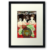 The Golden Boy Framed Print