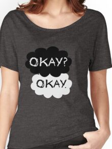Maybe Okay will be our always T-shirt Women's Relaxed Fit T-Shirt