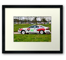 Toyota Celica Turbo 4WD Framed Print