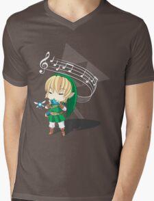 The Hero of Time Mens V-Neck T-Shirt