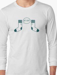Angry Sock T-Shirt
