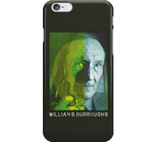 Eternal William S. Burroughs  iPhone Case/Skin