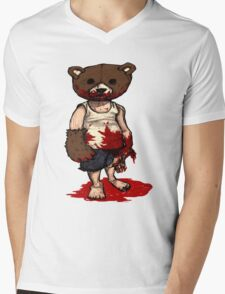 Cub Mens V-Neck T-Shirt
