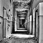 Hospital corridor by marcopuch