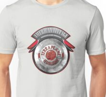 AMERICAN VINTAGE TERRA PLANE HUDSON HUBCAP Unisex T-Shirt