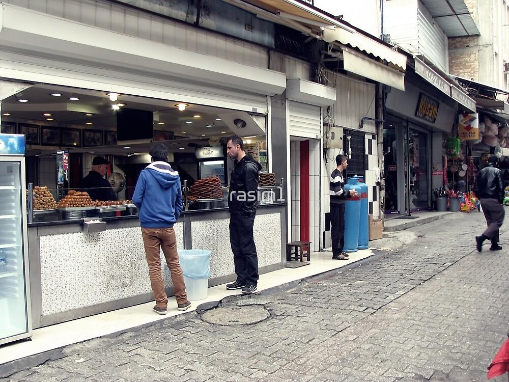 A street ,Adana.(TURKEY) by rasim1