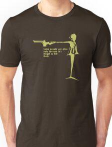 Illegal to Kill Shirt / Sticker Unisex T-Shirt