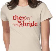 "JK's ""The Bride"" Shirt Womens Fitted T-Shirt"
