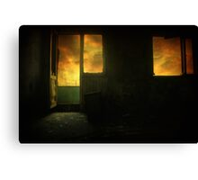 Room 9 Canvas Print