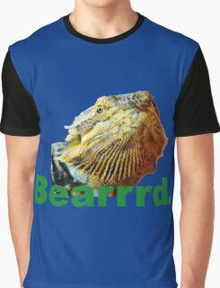Bearded Dragon Says Graphic T-Shirt