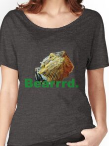 Bearded Dragon Says Women's Relaxed Fit T-Shirt