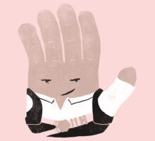 Hand Solo Baby Tee