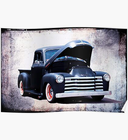 Chevy Nation Poster