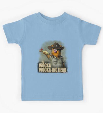 The Wocka Wocka-ing Dead Kids Tee