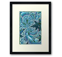 Cabbage Patch Framed Print