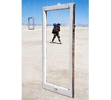 Frames Photographic Print