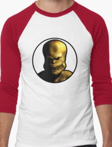 Arch-Vile 3D (Version 2) Men's Baseball ¾ T-Shirt