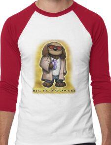 The Big Bowwowski Men's Baseball ¾ T-Shirt