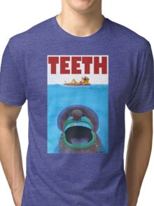 TEETH Tri-blend T-Shirt