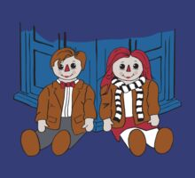 Raggedy Man and Amy-variant by gcrows