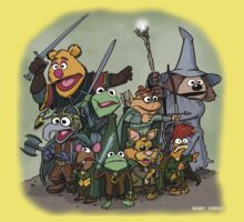 Fellowship of the Muppets Kids Clothes