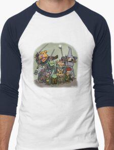 Fellowship of the Muppets Men's Baseball ¾ T-Shirt