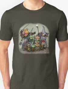 Fellowship of the Muppets T-Shirt