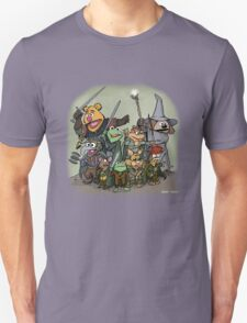Fellowship of the Muppets T-Shirt