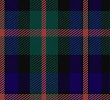00729 Atholl Highlanders Military Tartan Fabric Print Iphone Case by Detnecs2013