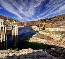 Hoover Reservoir  by Rob Hawkins