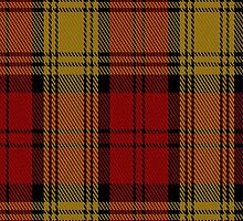 00731 Aubigny District Tartan Fabric Print Iphone Case by Detnecs2013