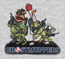 Ghostmuppers One Piece - Long Sleeve