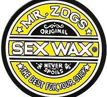 Mr Zogs Sex Wax by JoeyAlloway